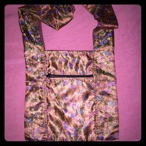 Handbags - Cheongsam Floral Silk Tote